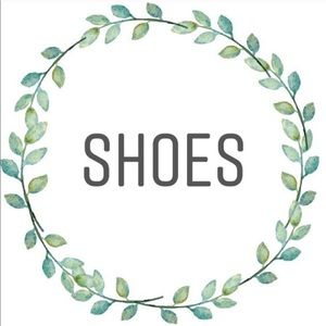 Shoes, shoes, and more shoes!